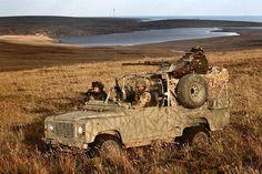 falklands war land rover - Google Search