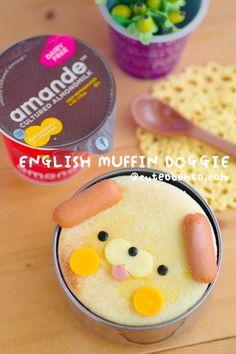 English Muffin Doggy