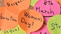 This year, the theme of International Women's Day 2018 focuses on progress. It's meant to be carried out through all of Womens Day Theme, Woman Day Image, Happy Womens Day Quotes, Happy Woman Day, Ice Cream Day, Happy International Women's Day, 8th Of March, Women In History, Ladies Day