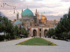 Imam Reza. Mashhad city. Persia