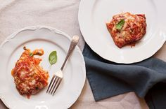 Parmigiana di Melanzane (Eggplant Parmigiana), a recipe on Food52