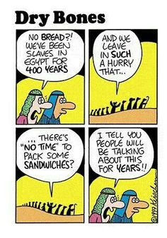 JR & s Humor Pages - Passover - He Has Risen!JR & s Humor Pages - Passover - He Has Risen! Jewish Quotes, Jewish Humor, Religion Humor, Christian Jokes, Christian Cartoons, Bible Humor, Messianic Judaism, Dry Bones, Jewish Girl