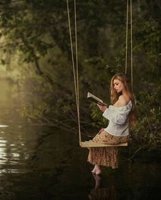 Photo № Photographer David Dubnitskiy Swing Photography, Fantasy Photography, Girl Photography, Creative Photography, David Dubnitskiy, Photo D Art, Ideias Fashion, Portraits, Photoshoot