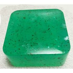 Aloe Mint Herbal soap by Eleni by ElenisLittleShop on Etsy Soap Melt And Pour, Pure Soap, Cream Baths, Luxury Soap, Homemade Cosmetics, Glycerin Soap, Natural Cleaning Products, Leaf Shapes, Home Made Soap