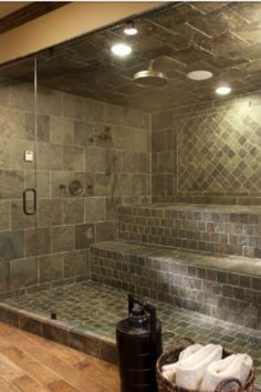 Love this BIG shower!