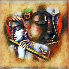 By Reena kapoor Lord Krishna Images, Radha Krishna Pictures, Radha Krishna Photo, Krishna Photos, Krishna Art, Radhe Krishna, Lord Krishna Wallpapers, Radha Krishna Wallpaper, Ganesha Painting