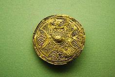 "The Vikings of Bjornstad - Viking Museum Haithabu - ""Celtic-influenced design"""