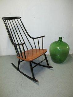 Pastoe swingchair Tapiovaara from the 60's