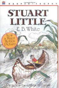 Stuart Little (By E.B. White) On Thriftbooks.com. FREE US shipping on orders over $10. How terribly surprised the Little family must have been when their second child turned out to be a small mouse. Apparently familiar with the axiom that when in New York City, anything can happen,...