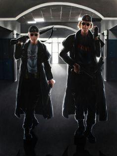Eric Harris & Dylan Klebold