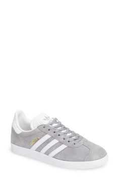 Adidas gazzella Uomo scarpe bianco argento metallico sid bb5502 grigio medio