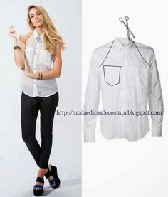 Second life for shirt
