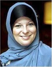 Lauren Booth Tony Blair's sister-in-law Lauren Booth, broadcaster and journalist converts to Islam Interview of Lauren Booth: I thank Allah (swt) for giving me the chance to spend a month with the greatest Muslims alive in this Ummah today.