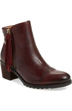 PIKOLINOS 'Andorra' Water Resistant Boot (Women) available at #Nordstrom