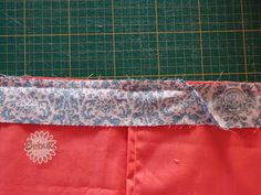 Quilts My Way: { Step by Step } Binding / Obszywanie lamówką