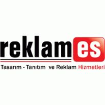 reklames Logo. Get this logo in Vector format from https://logovectors.net/reklames/
