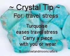 for travel stress-Get crystals here: https://www.etsy.com/ca/shop/MagickalGoodies