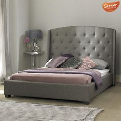 Sareer Signature Bed Frame – Next Day Delivery Sareer Signature Bed Frame from WorldStores: Everything For The Home