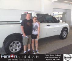 https://flic.kr/p/LFRjDm   Congratulations Donald on your #Nissan #Titan from…