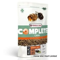 Versele Laga Complete Cavia Guinea Pig Food 6 x Versele Laga Complete Cavia a complete feed adapted to the nutritional requirements of guinea pigs with added vitamin C which is of vital importance to Guinea Pigs. Guinea Pig Food, Guinea Pigs, Nutritional Requirements, Vitamin C, Country, Board, Clothing, Accessories, Rodents