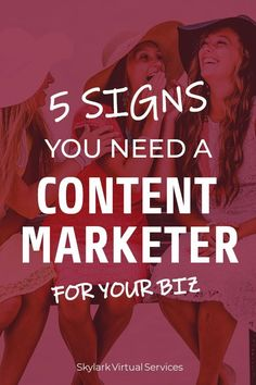 Are you feeling a bit stuck with your content creation? Or is it all seeming like a giant hamster wheel of creation without a plan? That may be the sign you need help from a content marketer - but what does one of these even do? What Is Content Marketing, Hamster Wheel, Successful Online Businesses, Marketing Professional, Starting Your Own Business, Digital Marketing Services, Business Advice, Wordpress Plugins, Make Money Blogging