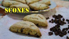 Bolo ou Pão? Aprenda a Fazer deliciosos Scones (por Fernando Couto)