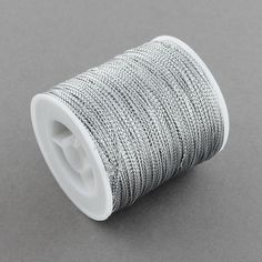 1mm Jewelry Braided Thread Metallic Cords for DIY jewelry findings for jewelry making , 100m/roll-in Jewelry Findings & Components from Jewelry & Accessories on Aliexpress.com | Alibaba Group