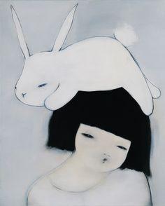 head-bunny