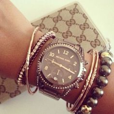 Michael Kors watch - Bracelets