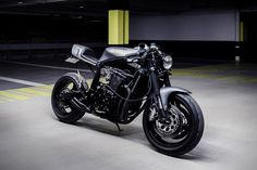 Suzuki GSX-R 750 by Le French Atelier 1