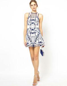 #fashion #porcelain #dress #women #photography