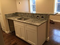 This project is used for dallas white granite.