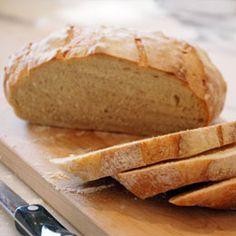 relatively easy artisan (sour dough) bread