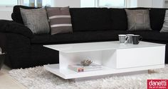 A plain but perfect coffee table.