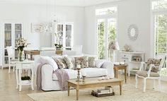 Tok&Stok Estar Aposte no frescor das estampas florais para dar mais alegria ao ambiente de estar.