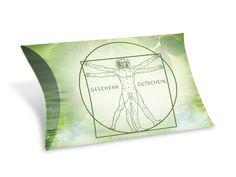 Gutschein-Box MA334 - ein dreidimensionaler Geschenk-Gutschein Massage, Box, Tableware, Natural Medicine, Things To Do, Cards, Gifts, Dinnerware, Dishes