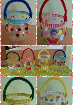 Most Fun and Easy Preschool Easter Crafts for Creative Kids – DIY & Hacks – Best Crafts Diy Crafts To Sell, Diy Crafts For Kids, Fun Crafts, Kids Diy, Sell Diy, Decor Crafts, Easter Crafts For Toddlers, Toddler Crafts, Diy Hacks