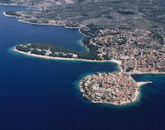 Primosten City Croatia