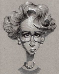 Drawing Cartoon Faces, Female Face Drawing, Cartoon Sketches, Cartoon Art, Drawing Hair, Drawing Tips, Character Sketches, Character Design Animation, Character Drawing