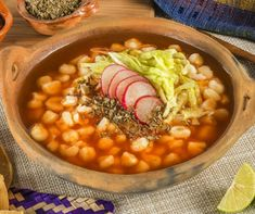 Pozole De Res Mexican Recipes – Famous Last Words Mexican Dinner Recipes, Mexican Food Recipes, Ethnic Recipes, Mexican Meals, Polish Recipes, Polish Food, Hispanic Kitchen, Latin Food, Gastronomia