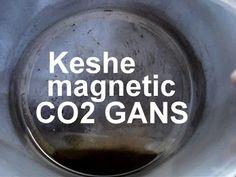 Keshe magnetic CO2 GANS und was jetzt?