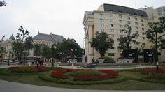 Vườn Hoa Nhà Hát Lớn - Hanoi Hilton Hotel Opera, Hanoi, Wonderful Places, Vietnam, The Originals, House, Opera House, Home, Homes