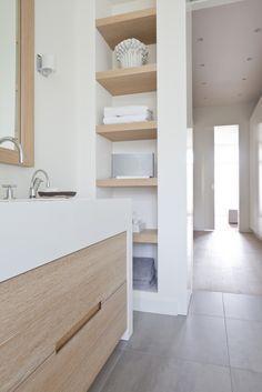 Salle de bain + sol