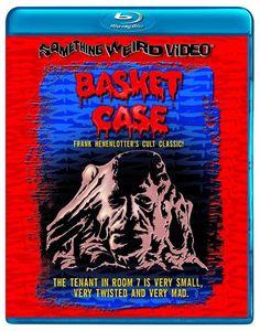 Basket Case (Blu-ray, 2011) Something Weird Video/SWV! Cult Henenlotter Horror!