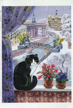 Sneg Idet by T. Rodionova