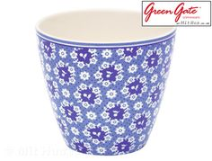 Latte Cup - Fay Blue