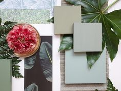 My June Mood Board for Farrow&Ball-Eclectic Trends