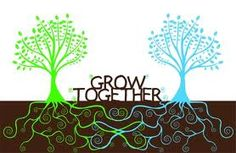 Image result for grow together