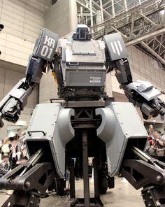 Kuratas: Battle Mech Robot Come to Life