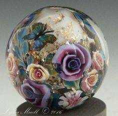 Glass Beads by Lydia Muell